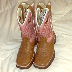 Durango Toddler Cowgirl Boots!